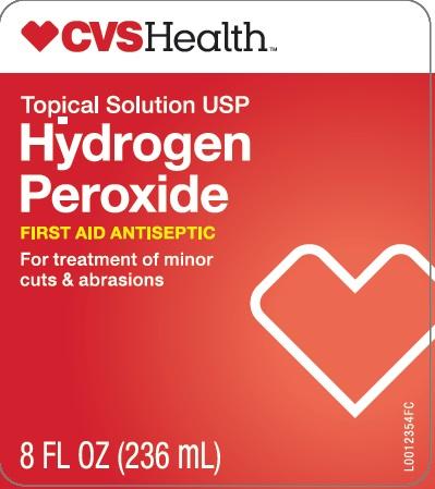 Hydrogen Peroxide Solution [Cvs Pharmacy, Inc]