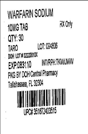 Label Image for 10mg