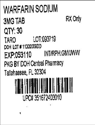 Label Image for 3mg