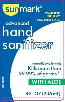 Advanced Hand Sanitizer (Ethyl Alcohol) Gel [Mckesson]
