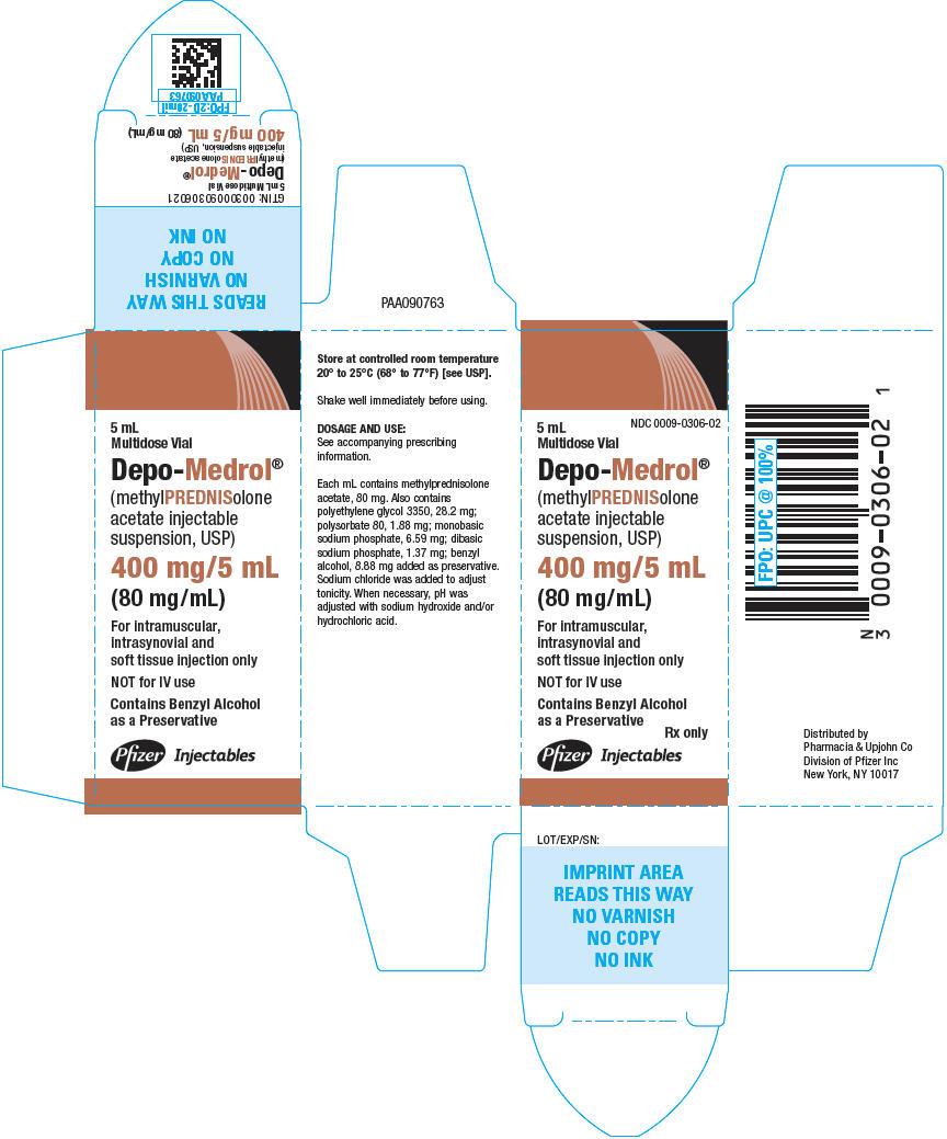 PRINCIPAL DISPLAY PANEL - 400 mg/5 mL Vial Carton