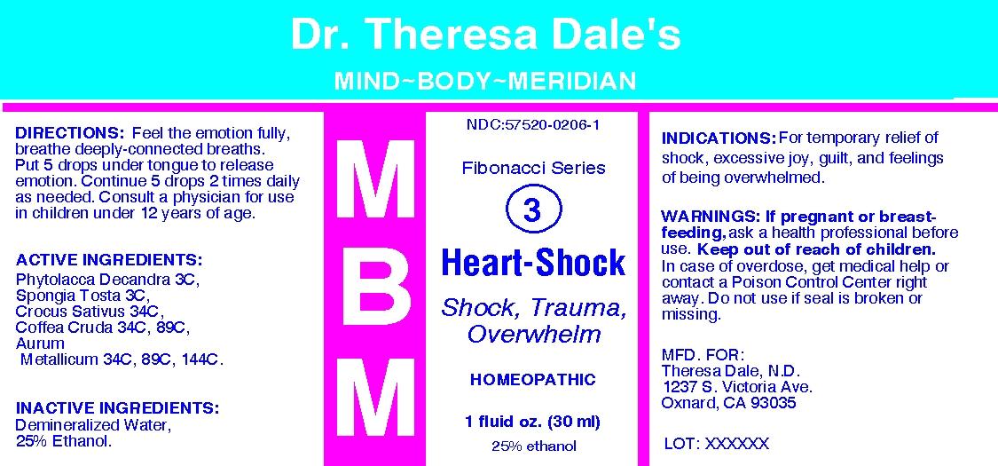 #3 Heart Shock