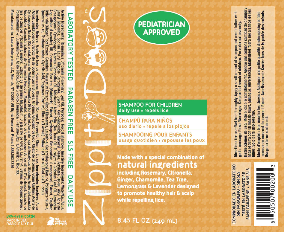 Principal Display Panel - 249 mL Bottle Label