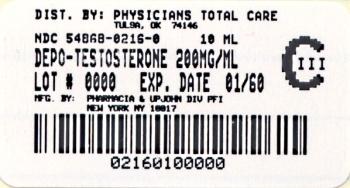 PRINCIPAL DISPLAY PANEL - 200 mg/mL Vial Package Label
