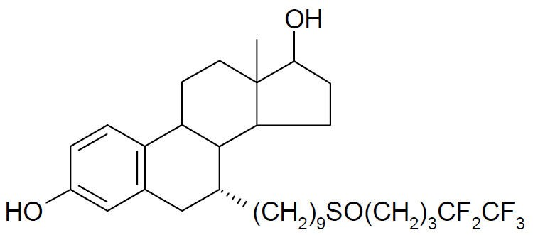chemical structure Faslodex