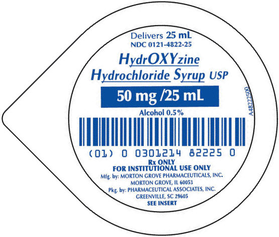 Hydroxyzine Hydrochloride Syrup [Pharmaceutical Associates, Inc.]