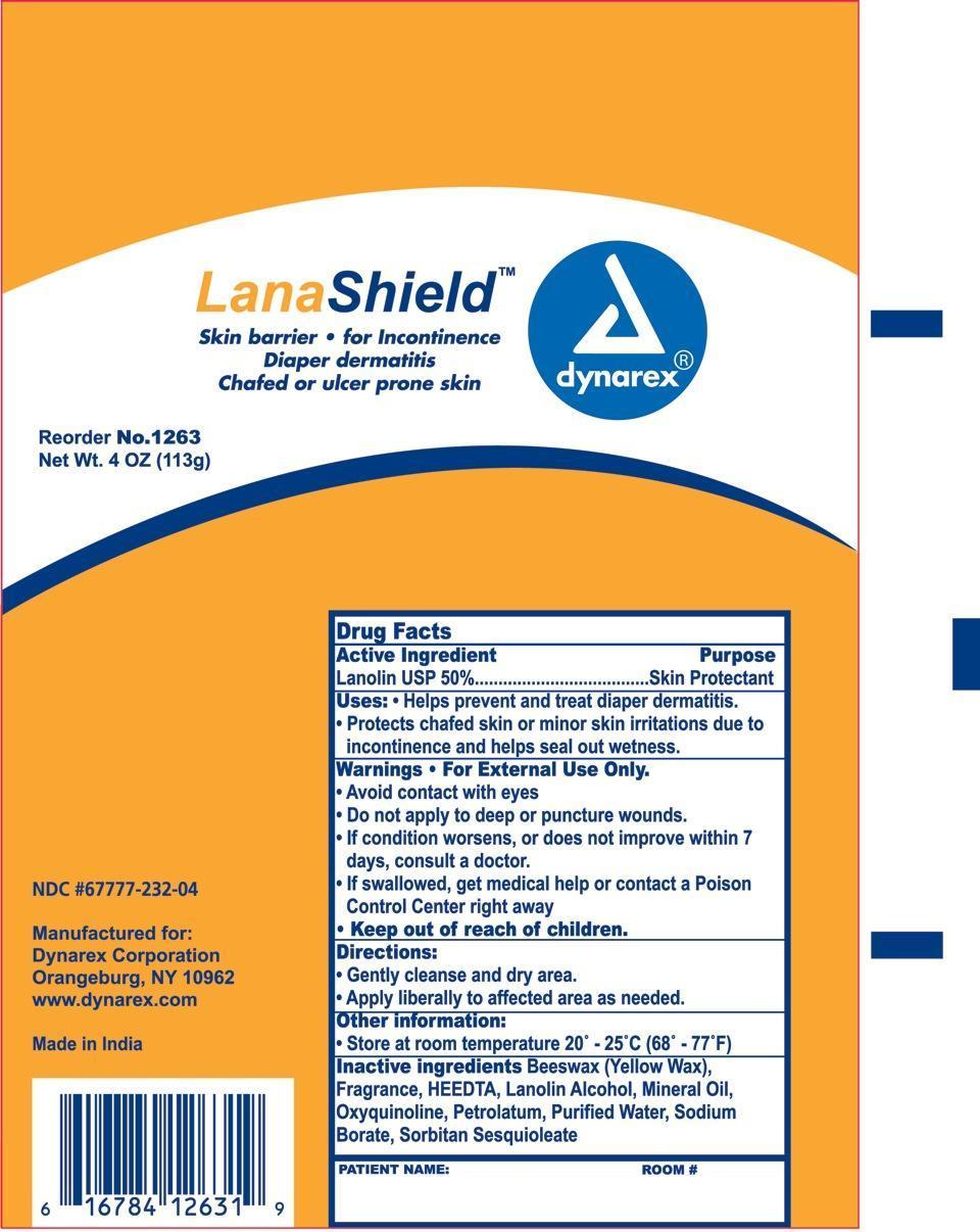 Lanolin Ointment [Dynarex Corporation]