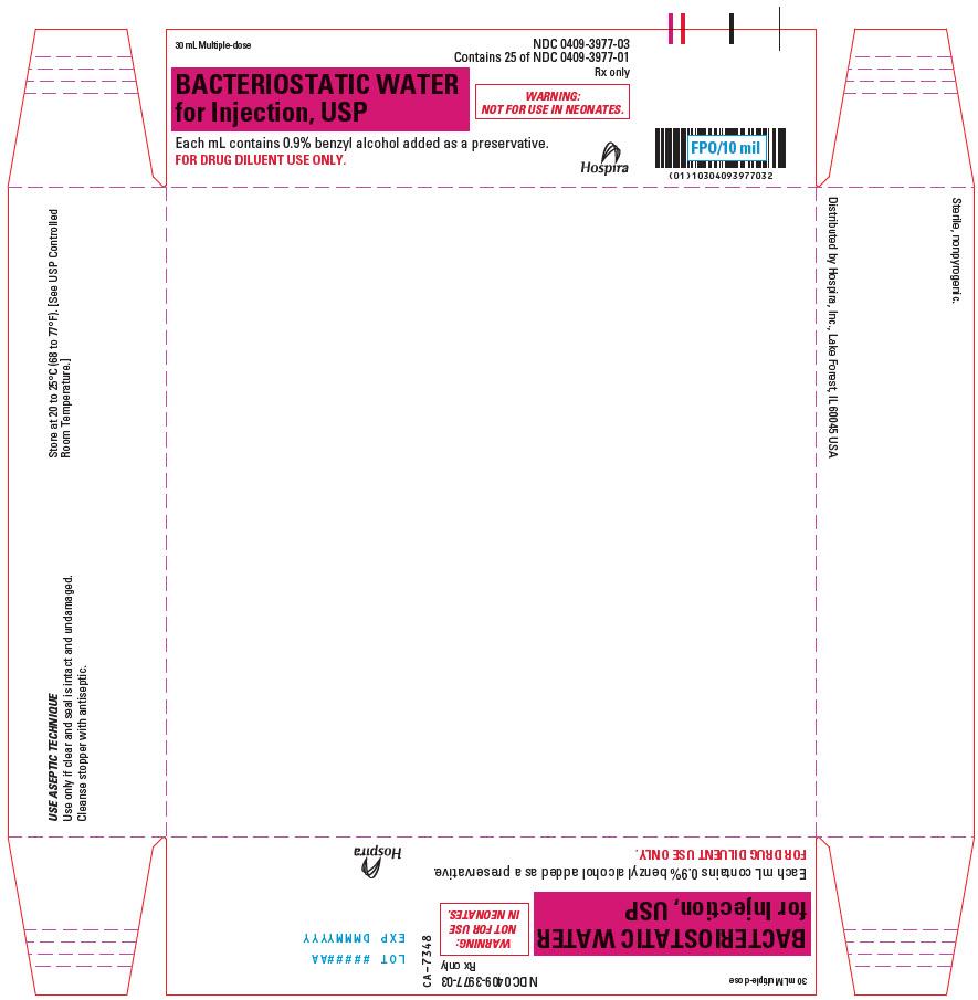 Plate NDC 0409-3977-03