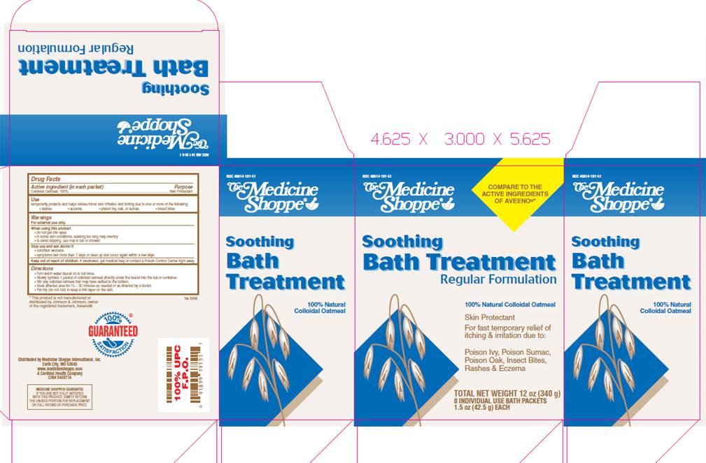 Soothing Bath Treatment (Colloidal Oatmeal) Powder [Medicine Shoppe International Inc]
