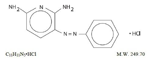 Phenazopyridine Hydrochloride (Phenazopyridine) Tablet [Eci Pharmaceuticals, Llc]