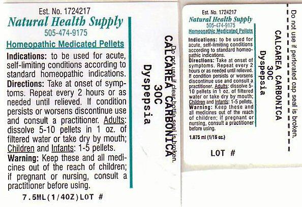 Nhs Dyspepsia (Dyspepsia) Pellet [Natural Health Supply]