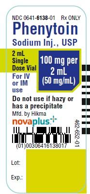 Phenytoin Sodium Injection [West-ward Pharmaceutical Corp.]