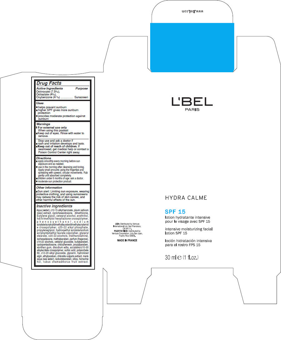 Lbel (Octinoxate, Octisalate, And Oxybenzone) Lotion [Ventura International Ltd]