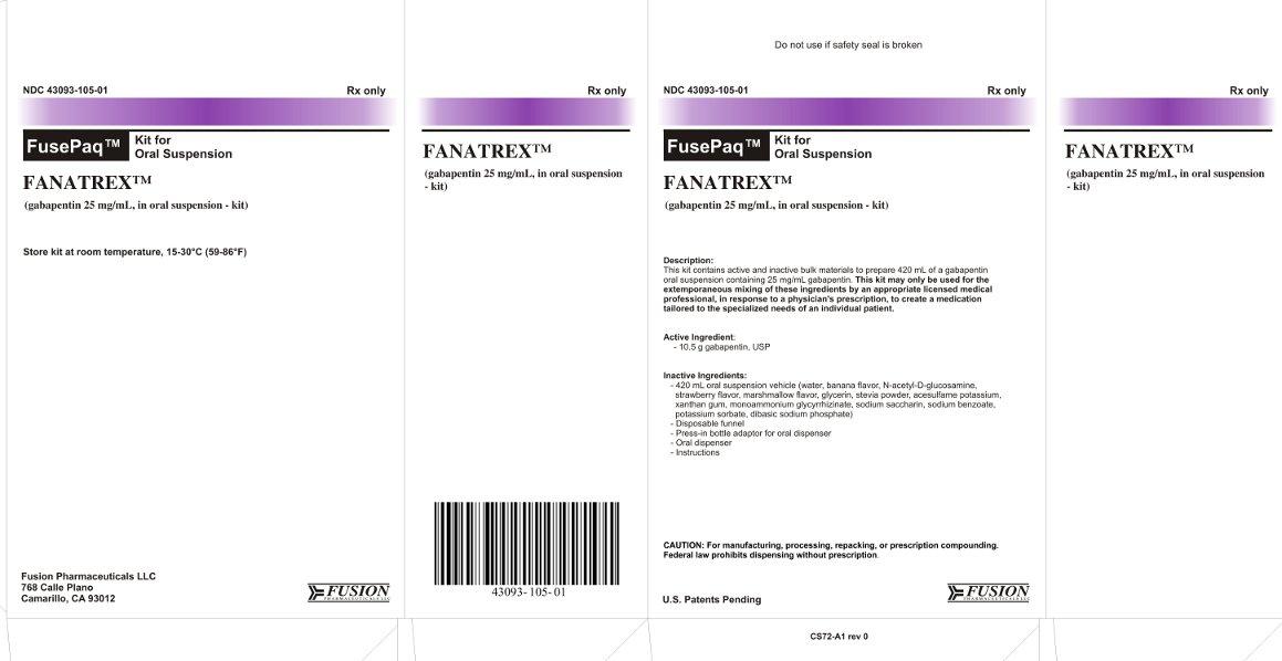Fanatrex Box