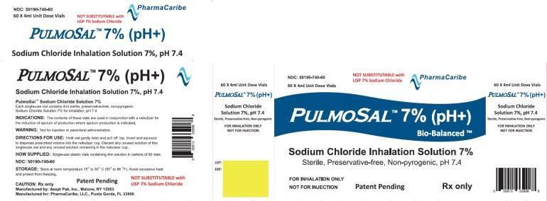 Pulmosal () [Pharmacaribe]