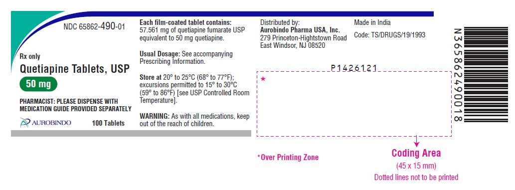 PACKAGE LABEL-PRINCIPAL DISPLAY PANEL - 50 mg (100 Tablets Bottle)