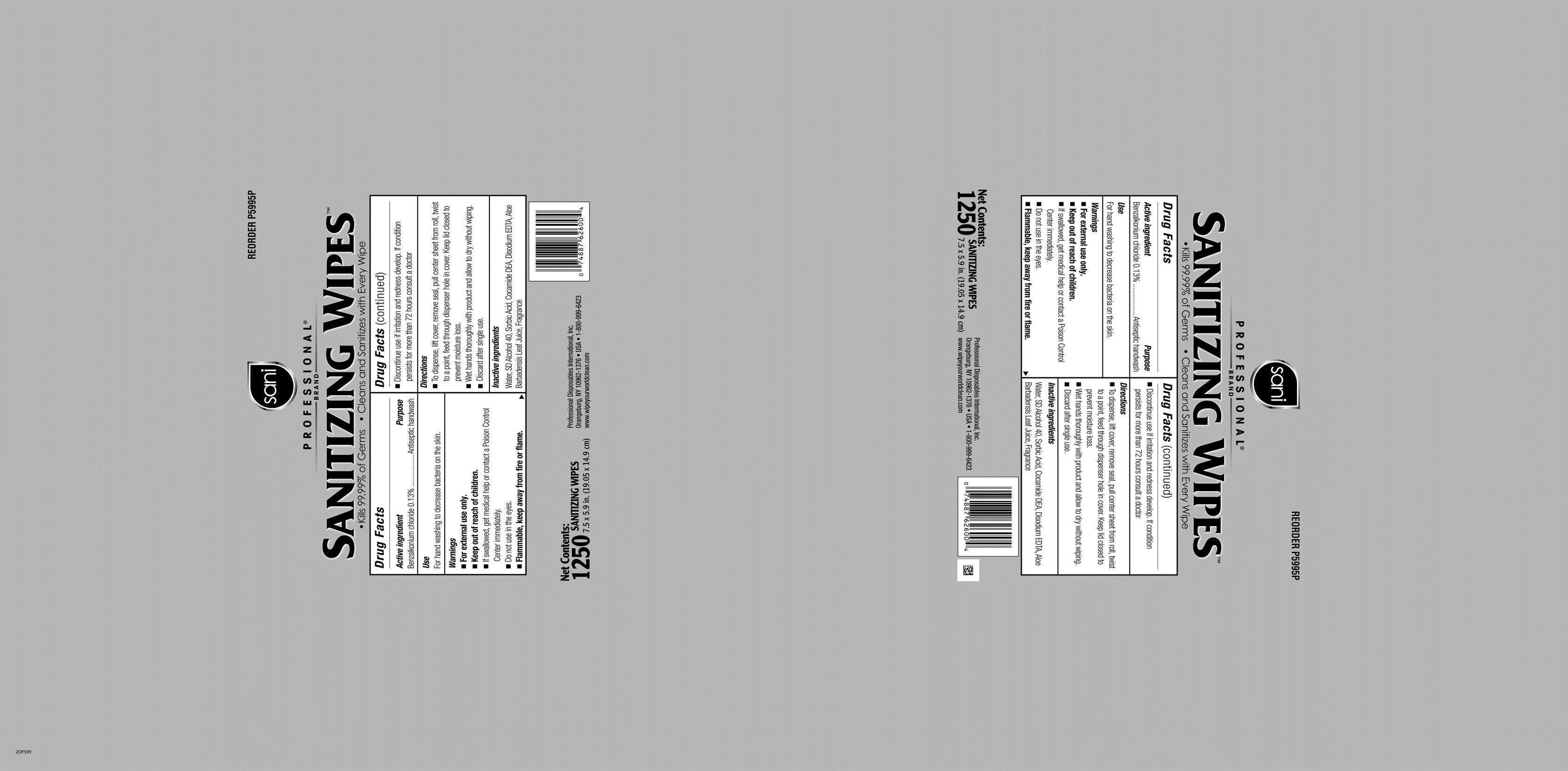 Image of bag label