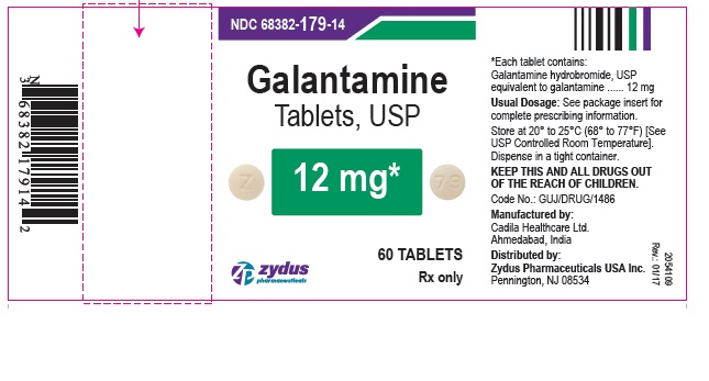 galantamine Tablets USP, 12mg