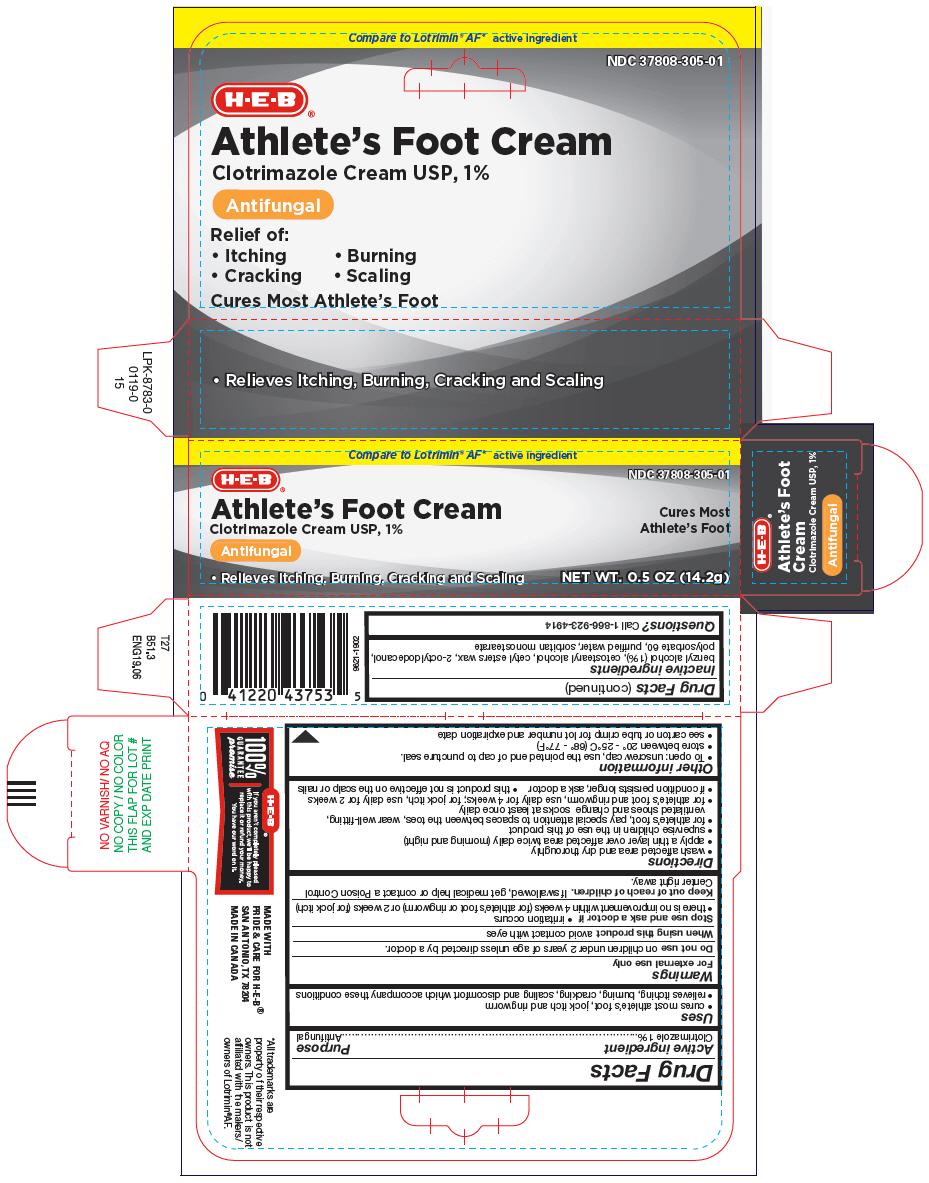 Heb Antifungal (Clotrimazole) Cream [H E B]