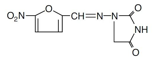 nitrofurantoin-macrocrystals-structure