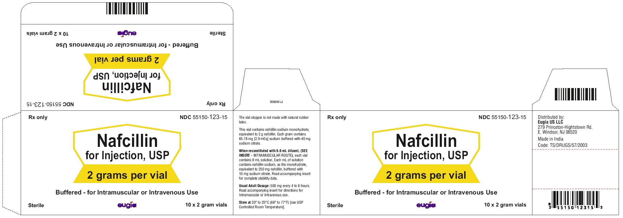 PACKAGE LABEL-PRINCIPAL DISPLAY PANEL - 2 gram per vial - Container-Carton (10 Vials)