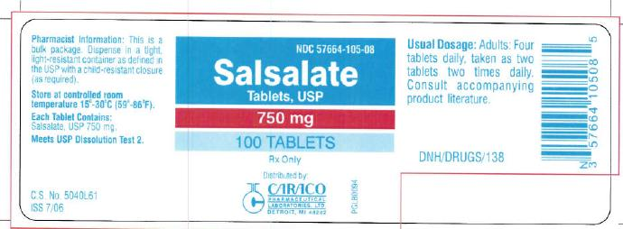 750 mg 100 Tablets