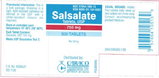 750 mg 500 Tablets
