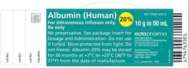 Albumin (Human) (Albumin Human) Solution [Octapharma Pharmazeutika Produktionsgesellschaft M.b.h.]