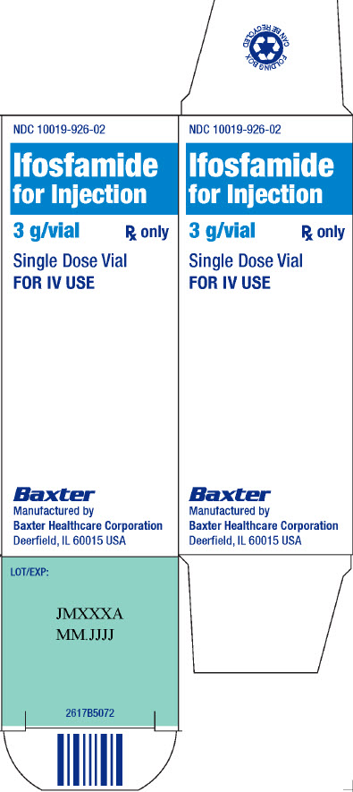 Representative Container Label 10019-926 2 of 2