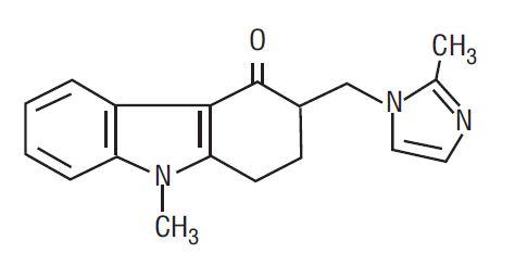 spl-ondansetron-chemical-structure