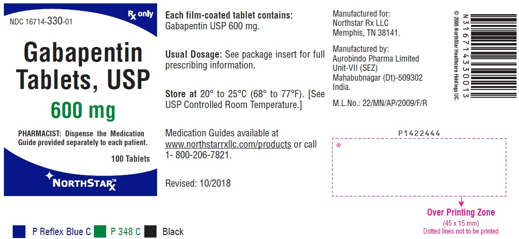 PACKAGE LABEL-PRINCIPAL DISPLAY PANEL - 600 mg (100 Tablets Bottle)