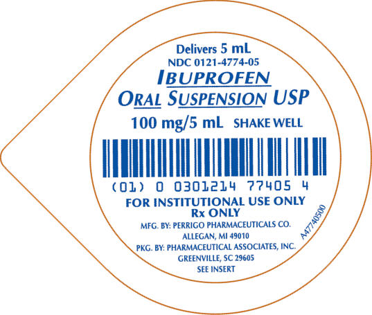 Ibuprofen Suspension [Pharmaceutical Associates, Inc.]