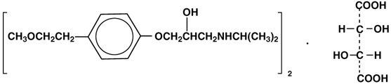 Metoprolol Tartrate Tablet, Film Coated [Mylan Institutional Inc.]