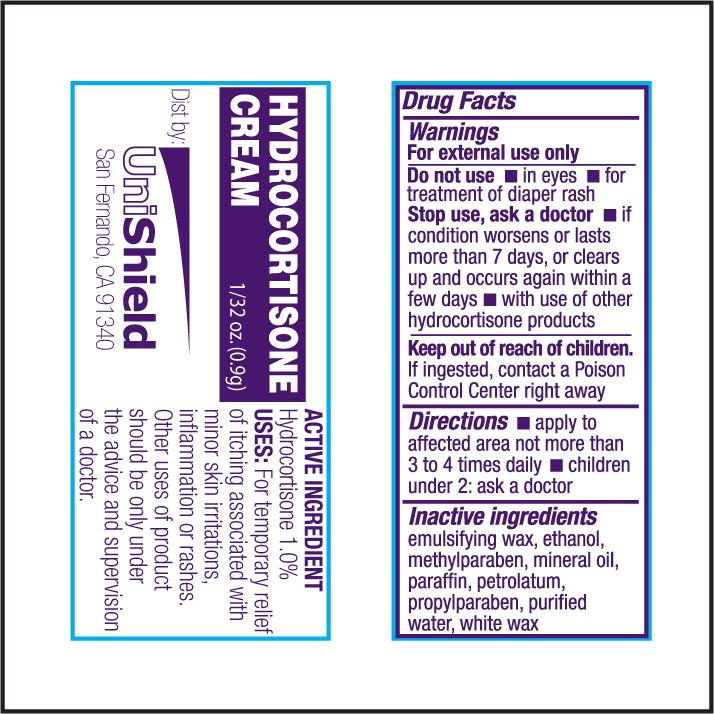 Hydrocortisone Cream [Unishield]