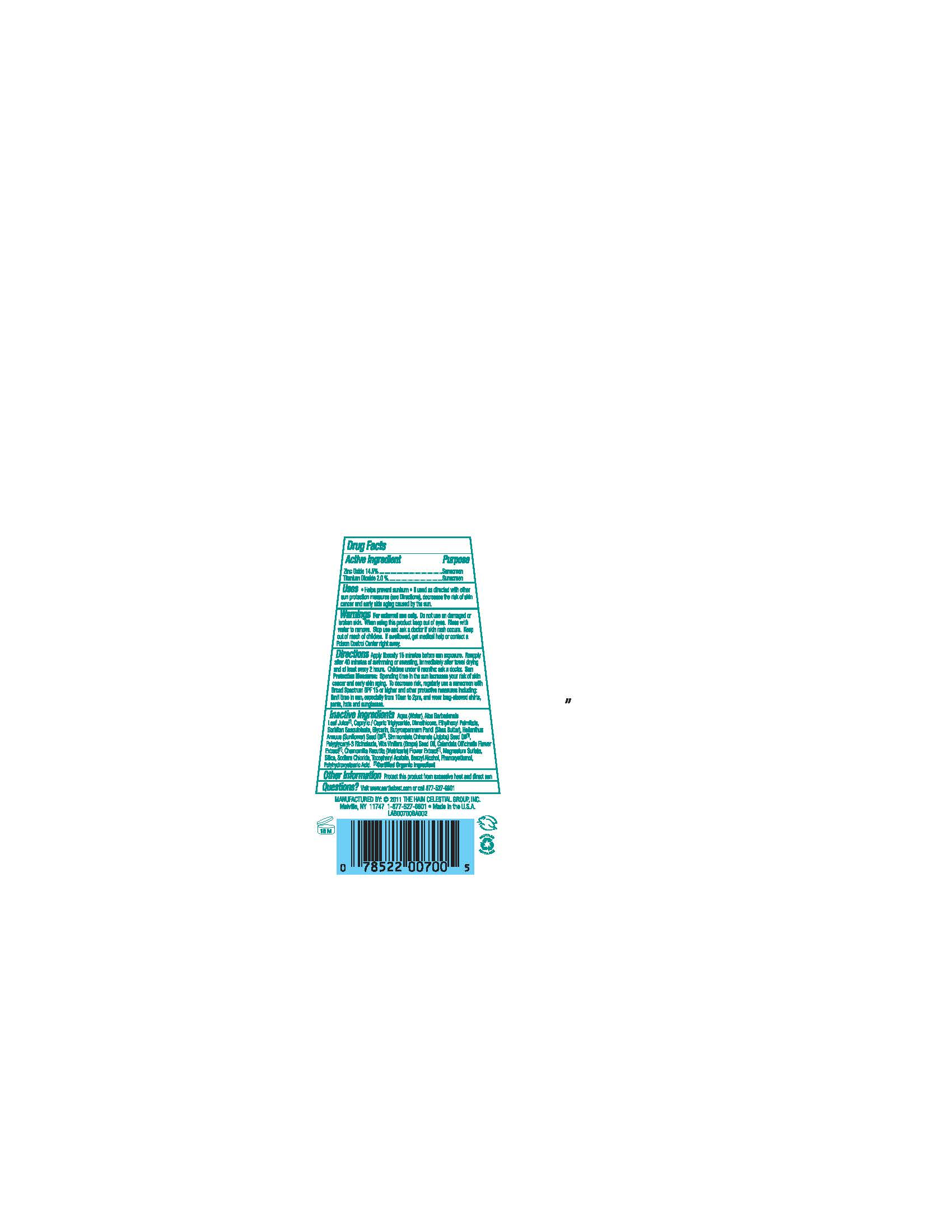 image of bottle back label