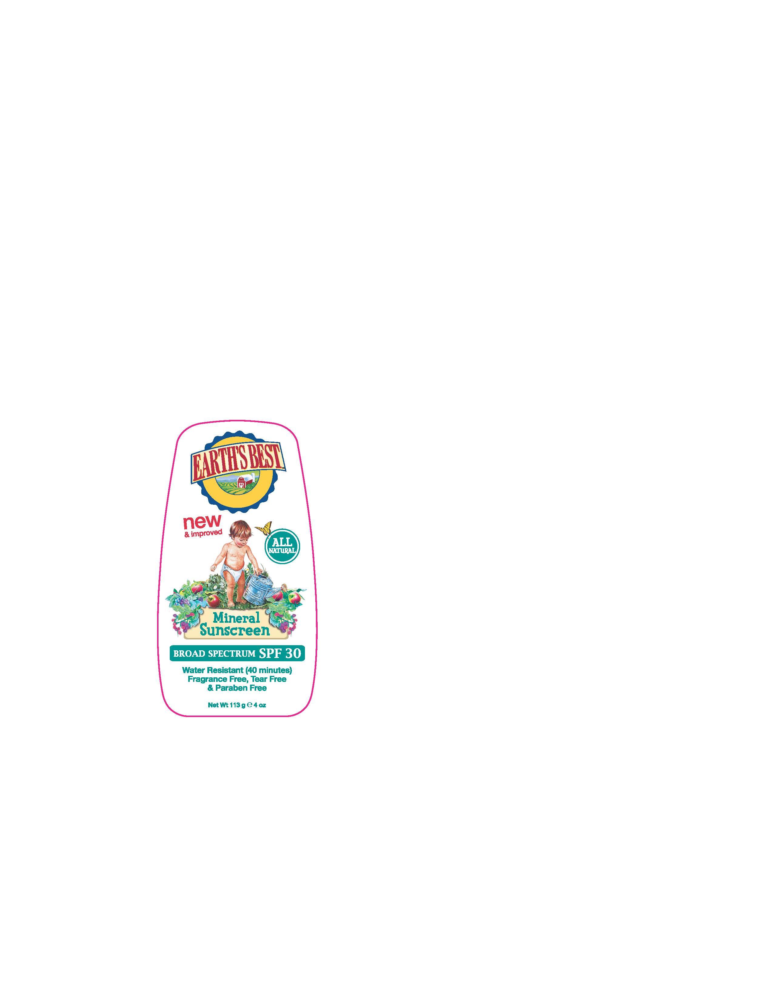 image of bottle front label