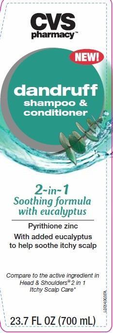 Dandruff (Pyrithione Zinc) Shampoo [Cvs Pharmacy, Inc]