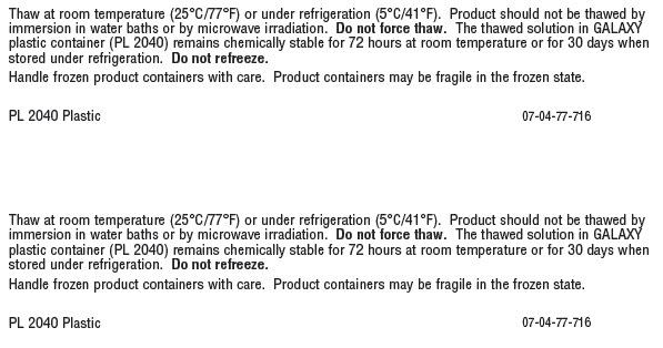 Vancomycin Representative Carton Label 0338-3583-01  panel 1 of 3