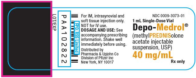 Depo-medrol (Methylprednisolone Acetate) Injection, Suspension [Pharmacia And Upjohn Company]