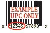 UPC Code