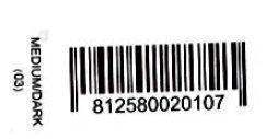 Blurred Lines Cc Creme Broad Spectrum Spf 20 Shade 03 Medium/dark (Octinoxate, Octocrylene, Zinc Oxide, Avobenzone, Titanium Dioxide) Cream [Color Prevails Llc]