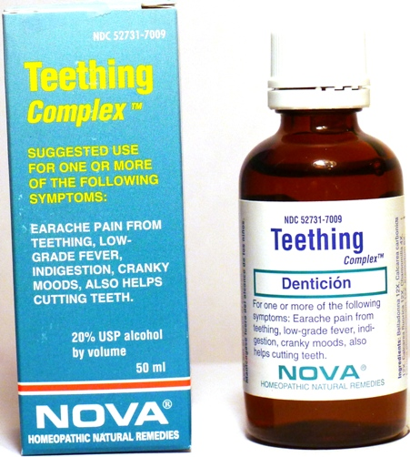 Teething Complex Product