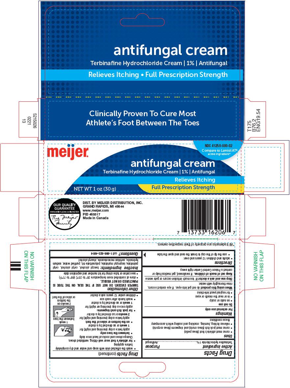 Antifungal (Terbinafine Hydrochloride) Cream [Meijer Distribution Inc]