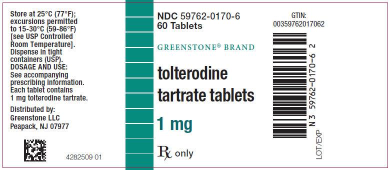 Tolterodine Tartrate Tablet, Film Coated [Greenstone Llc]