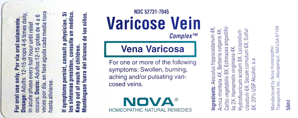 Varicose Vein Complex Bottle