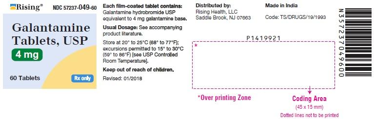 Montelukast Tablet, Film Coated Montelukast Tablet, Chewable [Bionpharma Inc.]