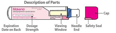 IFU Description of Parts