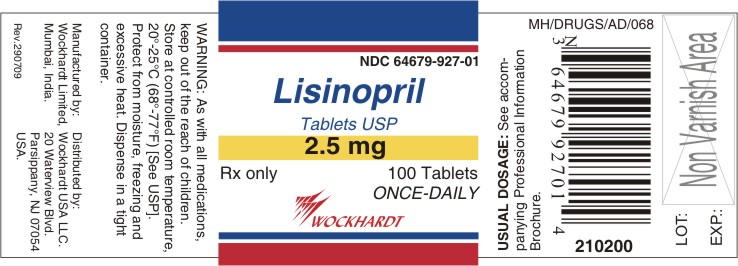 Lisinopril Tablet [Wockhardt Limited]
