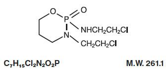 ifosfamide-structure