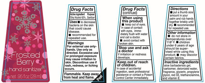 Hand Sanitizer Gift Set (Alcohol) Kit [Papermates, Inc. Dba Noteworthy]
